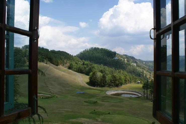 Naldehra Golf Course