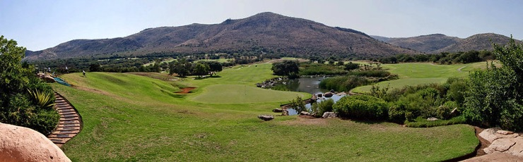 South African golf course