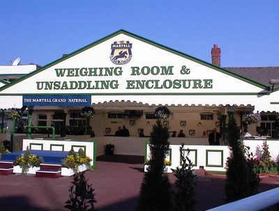 Aintree Old Weighing Room