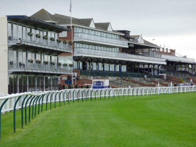 Ayr Racecourse Stands