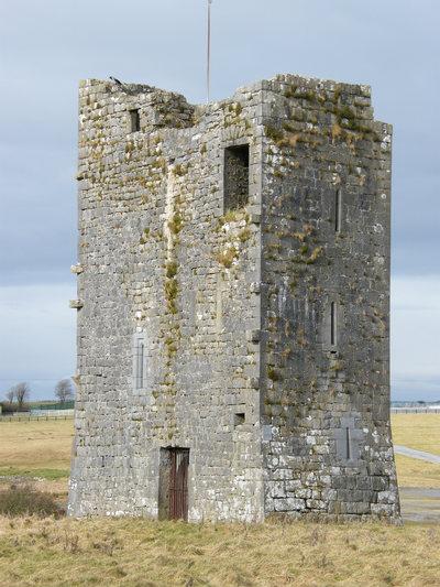 Ballybrit Castle, Galway Racecourse