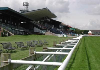 Beverley Racecourse Grandstands