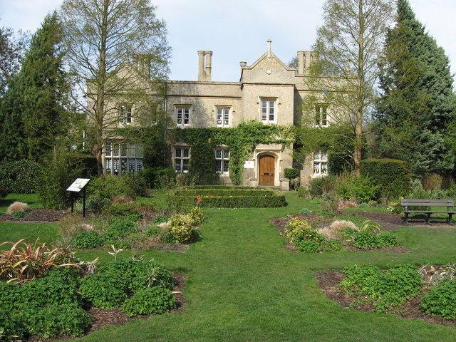 Cherry Hinton Hall in Cambridgeshire