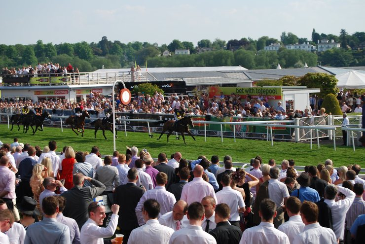 Chester Race Finish