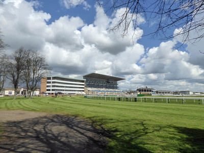 Doncaster Racecourse and Grandstands