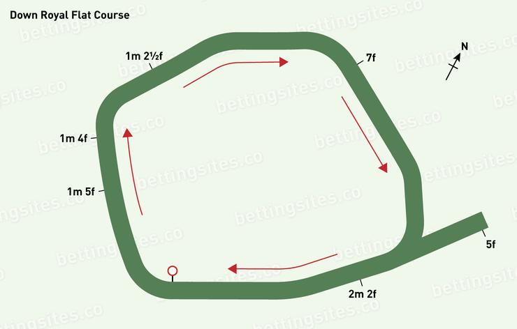 Down Royal Flat Racecourse Map
