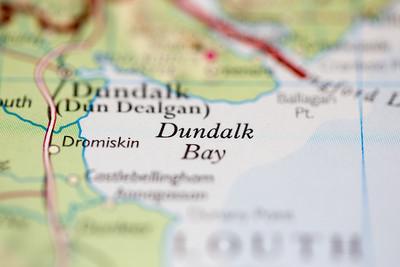 Dundalk on Map