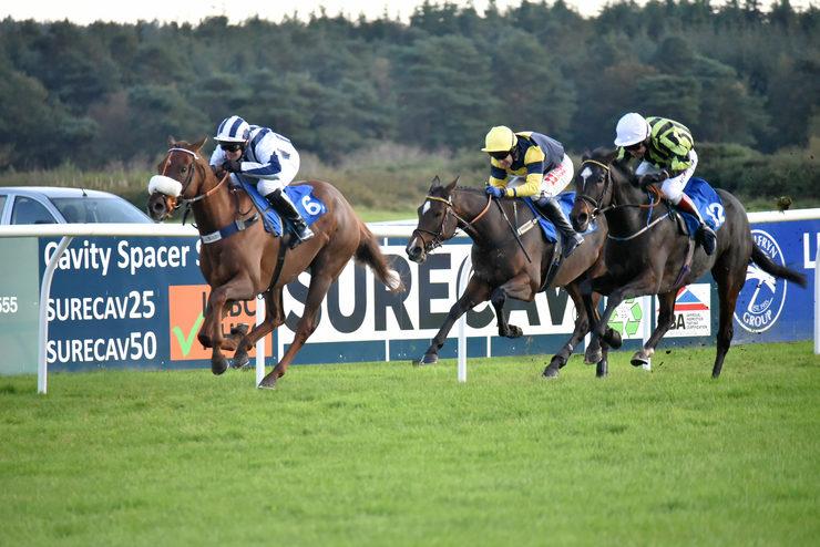 Exeter Race Finish