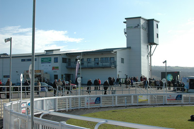 Ffos Las Grandstand and Parade Ring