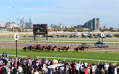Flemington Race