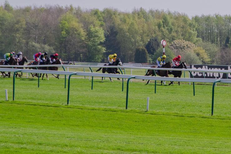 Haydock Hurdle Race