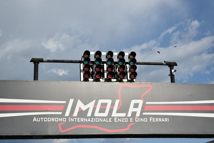 Imola Starting Lights