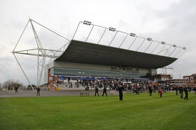 Kempton Park Grandstand