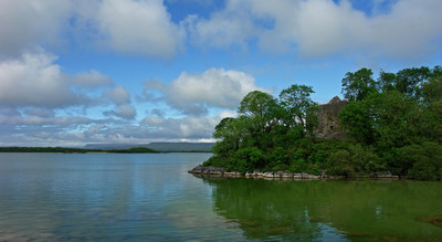 Lough Carra, County Mayo, Ireland