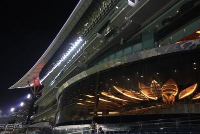 Meydan Racecourse Grandstand