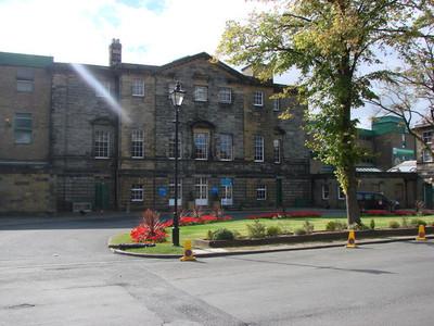 Newcastle Racecourse Entrance