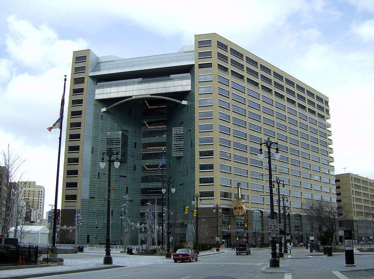 One Campus Martius, Detroit