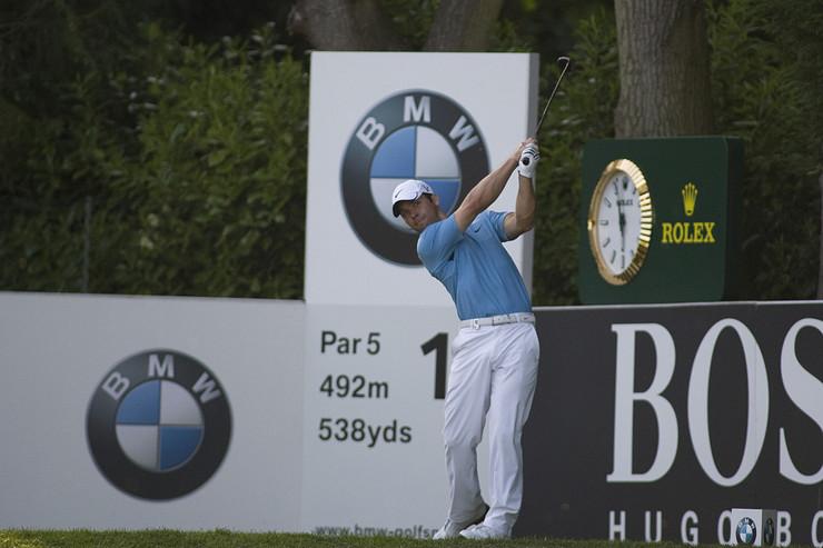 Paul Casey at the PGA Championship