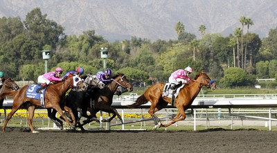 Santa Anita Race