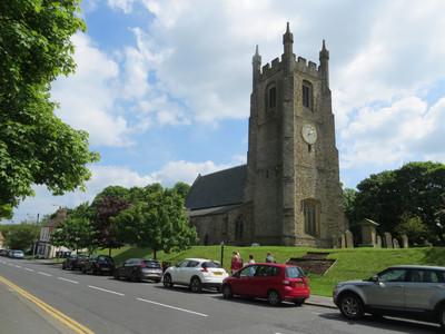 Sedgefield's St Edmund's Church