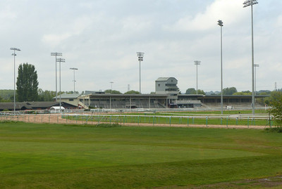 Southwell Racecourse Grandstand