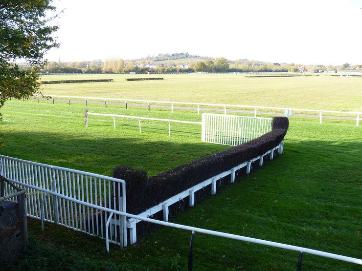 Stratford Racecourse Fence