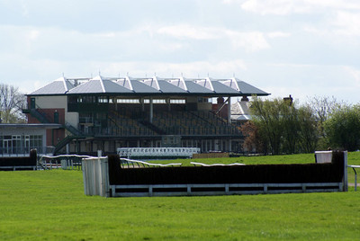 Warwick Racecourse Grandstand