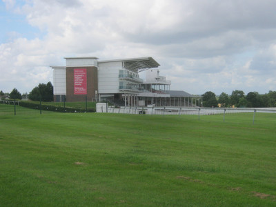 Wetherby Racecourse Grandstand