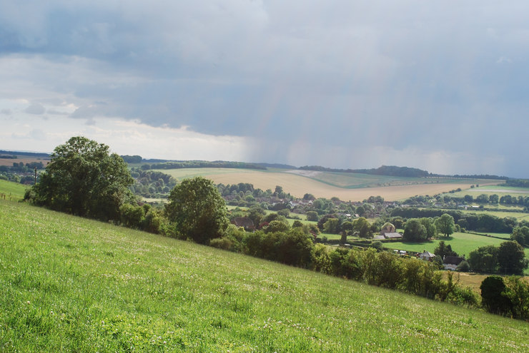 Wiltshire Countryside
