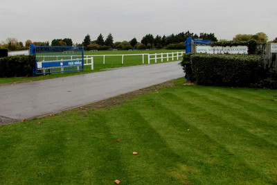 Windsor Racecourse Entrance