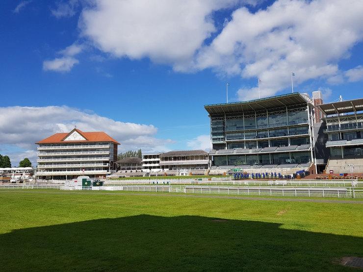 York Racecourse Grandstands