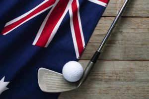 Australian golf