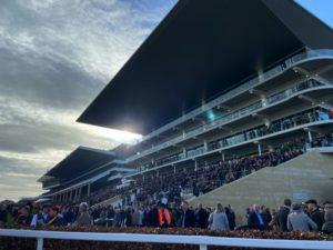 Cheltenham Festival crowds in 2020