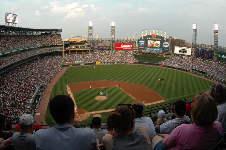 Home of the Chicago White Sox