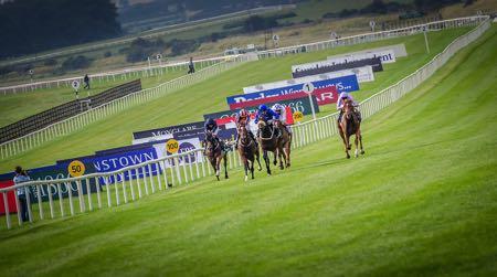 Curragh Irish racing