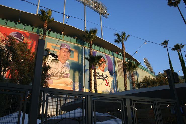 Dodger Stadium in Los Angeles, CA