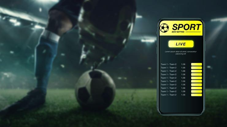 Football betting mobile