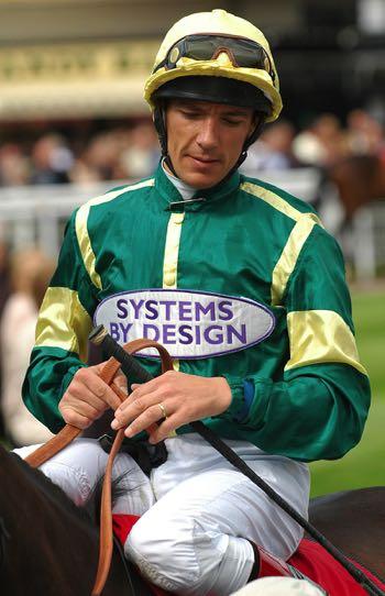 Frankie Dettori, jockey