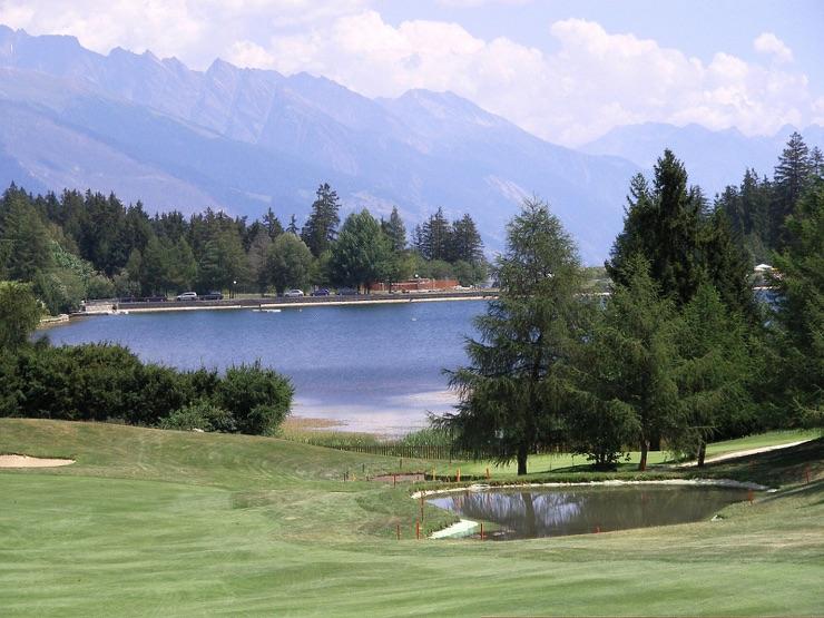 Golf-Club Crans-sur-Sierree