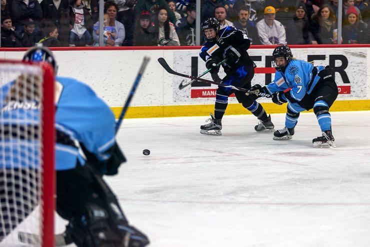Ice hockey strategy