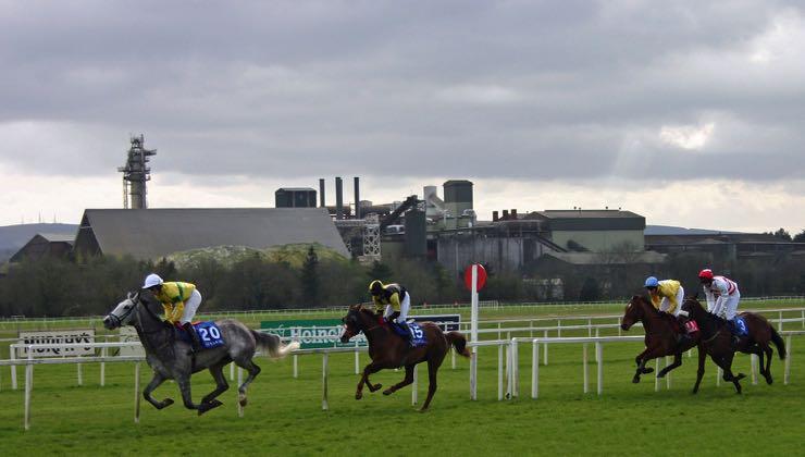 Irish horse racing