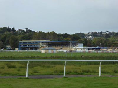 Newton Abbot Racecourse Grandstand