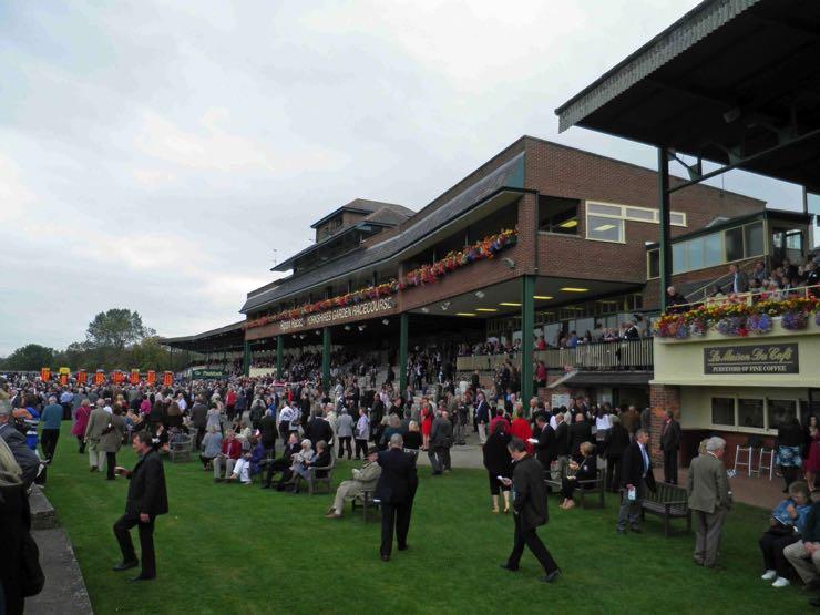 Ripon Racecourse Grandstand