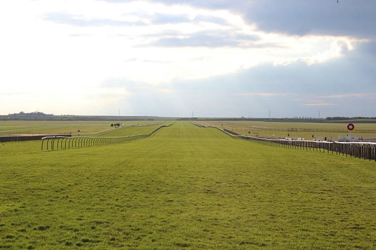 Rowley Mile at Newmarket Racecourse