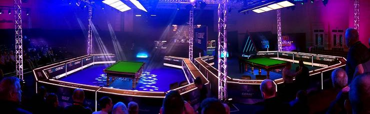 Snooker tournament