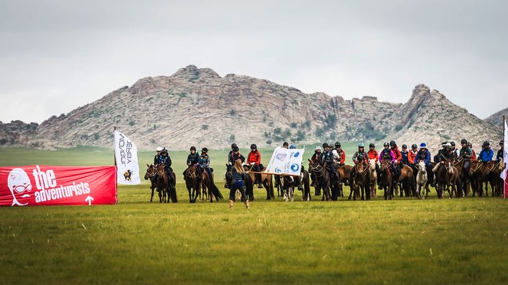 The Mongol Derby