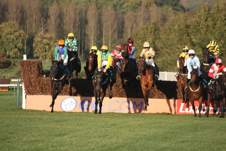 National Hunt Racing at Towcester